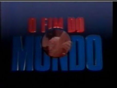 Novela O Fim do Mundo  TV Globo  1996