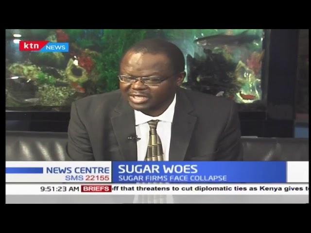 Migori Senator Ochillo Ayacko on Kenya's sugar woes