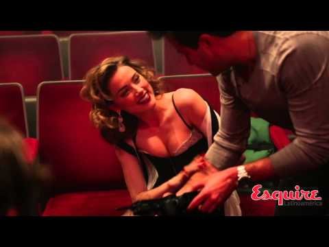 Amber Heard Latin Esquire Cover Shoot with Photographer John Russo