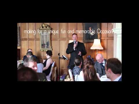 Master of Ceremonies at Louise & Tom's Wedding 2nd April 2016