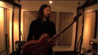 Dave Grohl - Exclusive Studio Tour video