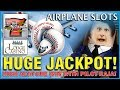 ✈🛩 Over TEN Grand In A Hand Pay | Airplane Slot Machine 🎰 | The Lodge 💣💰 | The Big Jackpot