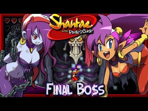 Shantae and the Pirateu0027s Curse 100% (PC) - Pirate Masteru0027s Palace [Finale]