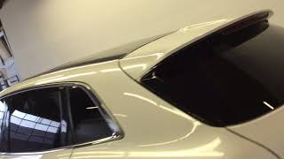 WHITE 2016 Lincoln MKX Reserve Review Sherwood Park Alberta - Park Mazda