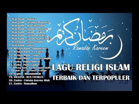 COMPILATION MOST POPULAR INDONESIA RELIGI ISLAM SONGS  2017