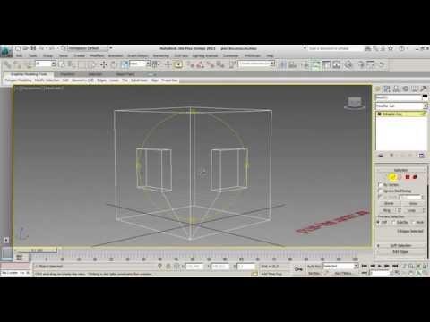 Как соединить точки в 3D Max