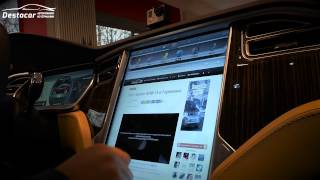 Трейлер,Tesla Model S