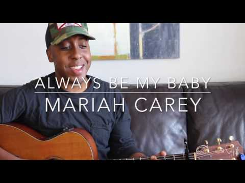 Mariah Carey - Always Be My Baby (Michael Warren Cover)