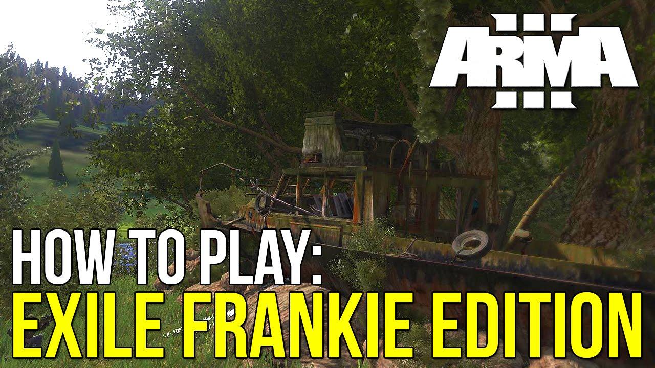 Arma 3 exile frankieonpc