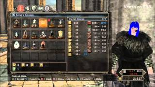 Dark Souls 2 - 15 Helms with hidden stats