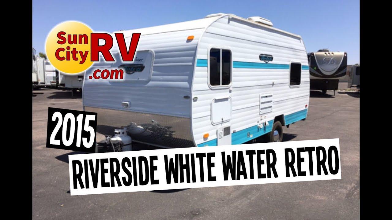 Riverside White Water Retro 177 For Sale Phoenix Travel