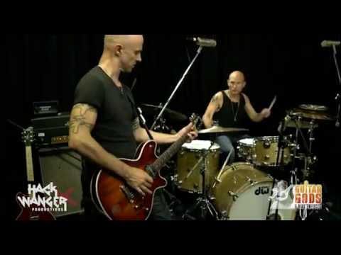 Salerno/Hosford/Bekker - Milk Bone.- Guitar Gods and Masterpieces (TV Show)