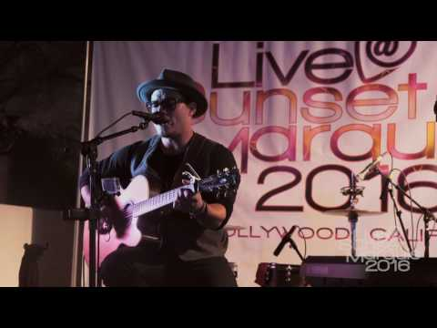 Andy Lawrence  Hurts Me  Live@SunsetMarquis 2016