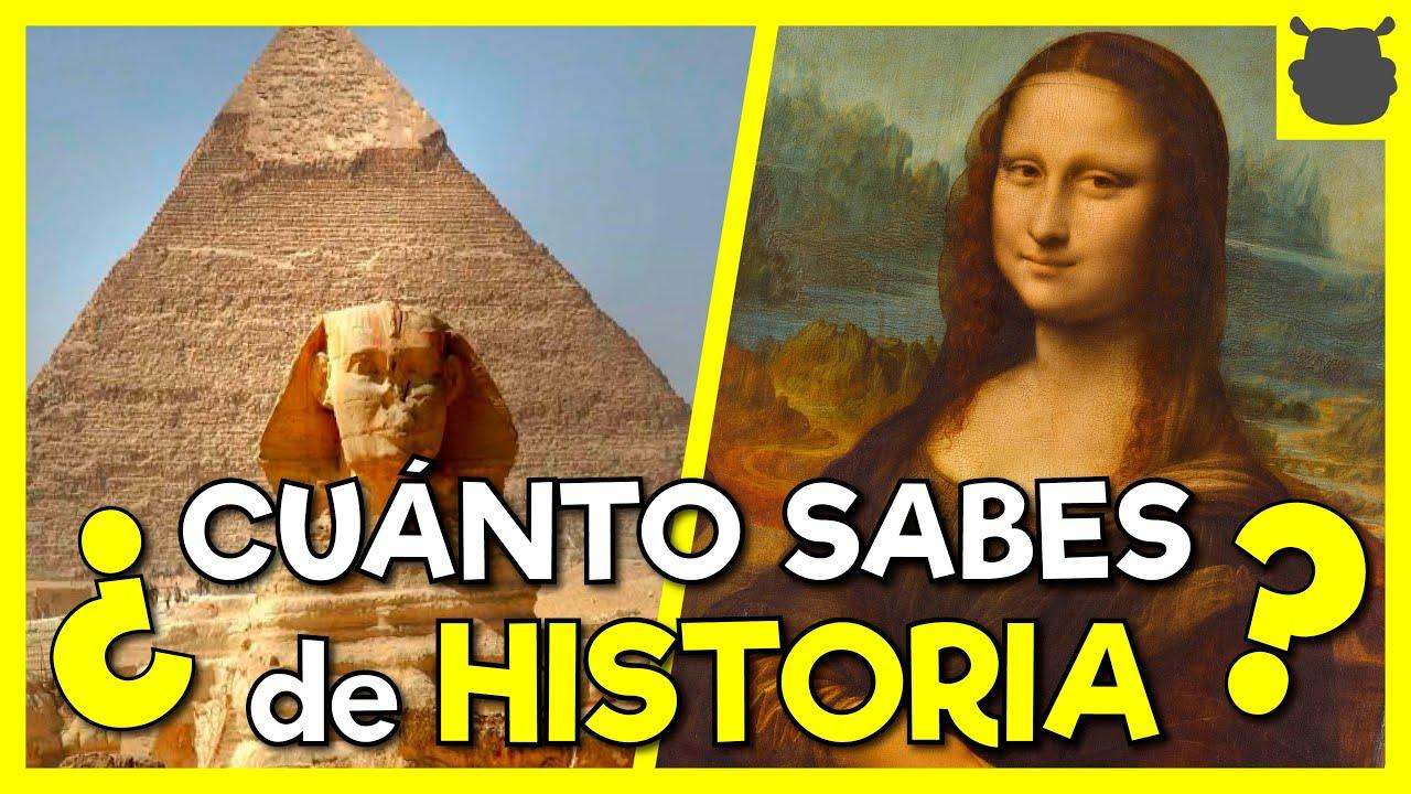 ¿QUÉ EVENTO HISTORICO OCURRIÓ ANTES? - Desafío de HISTORIA 🏛 🏛