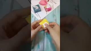 Hướng dẫn gấp hộp đựng khăn giấy