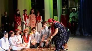 Концерт в честь праздника НАВРУЗ. Санкт-Петербург 2017