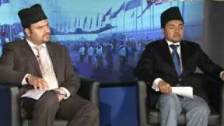 Jalsa Salana UK 2009 : Intikhab-e-Sukhan - Part 5 (Urdu)