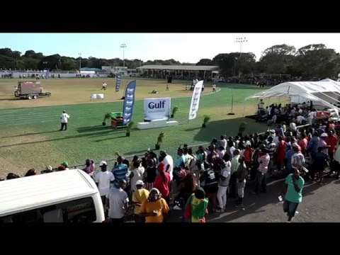 4x100/800/100/4x400m Events - 2016 Gulf Primary Schools Champs, Nevis