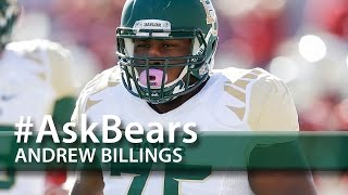 Baylor Football: #AskBears with Andrew Billings