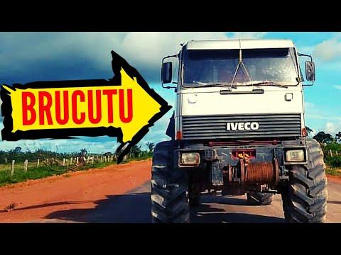 BRUCUTU: O CAMINHÃO QUE AGUENTA O PIOR TRANCO