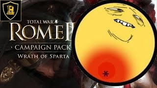 Ярость Спарты Total War: ROME 2 №44
