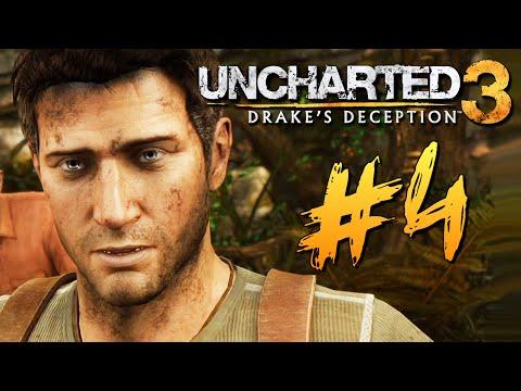 Uncharted 3: Иллюзии Дрейка - РАФИК УГАРАЕТ! #5