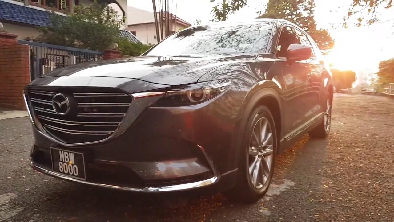 2018 Mazda CX-9 2.5 SkyActiv Turbo FWD Full In Depth Review ...