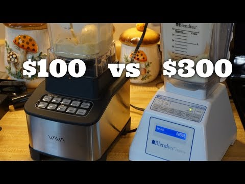 How well does this budget blender compare to the Blendtec?