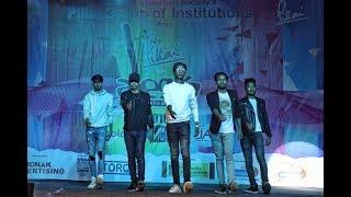 MJ5 dancing to Kala Chasma at Pillai Alegria 2018