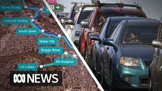 Going Nowhere - S.E. Queensland's congestion crisis and what's being done to fix it | ABC News