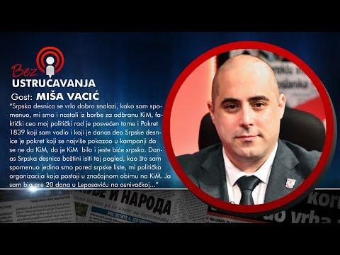 BEZ USTRUČAVANJA - Miša Vacić: Srbi su preživeli najjezivije stradanje uz jermenski narod!