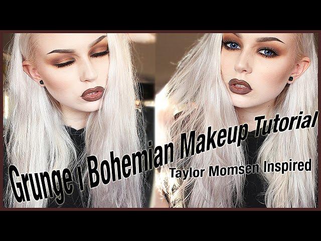 Grunge Makeup Tutorials Popsugar Beauty - Grunge-makeup-ideas