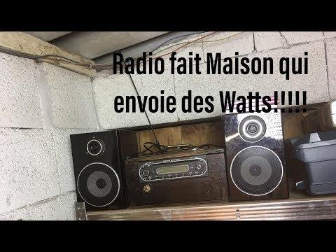 Radio D'atelier fait Maison