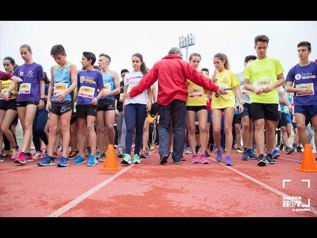 VÍDEO: Nuestro resumen de la XIX Carrera Popular Ciudad de Lucena. ¡No te lo puedes perder!