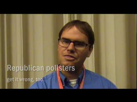 Tom Jensen Talks Polling At Netroots Nation