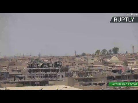 Mosul, desde el campo de batalla: Siga la operación para derrotar al Estado Islámico