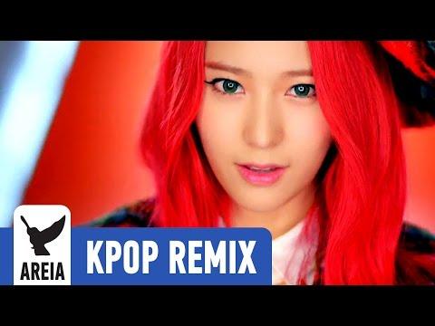 F(x) - Rum Pum Pum Pum | Areia K-pop Remix #130
