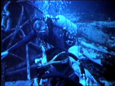 US NAVY DEEP SEA UNDERWATER COLONY - SEALAB I - Digitally Restored Documentary Film