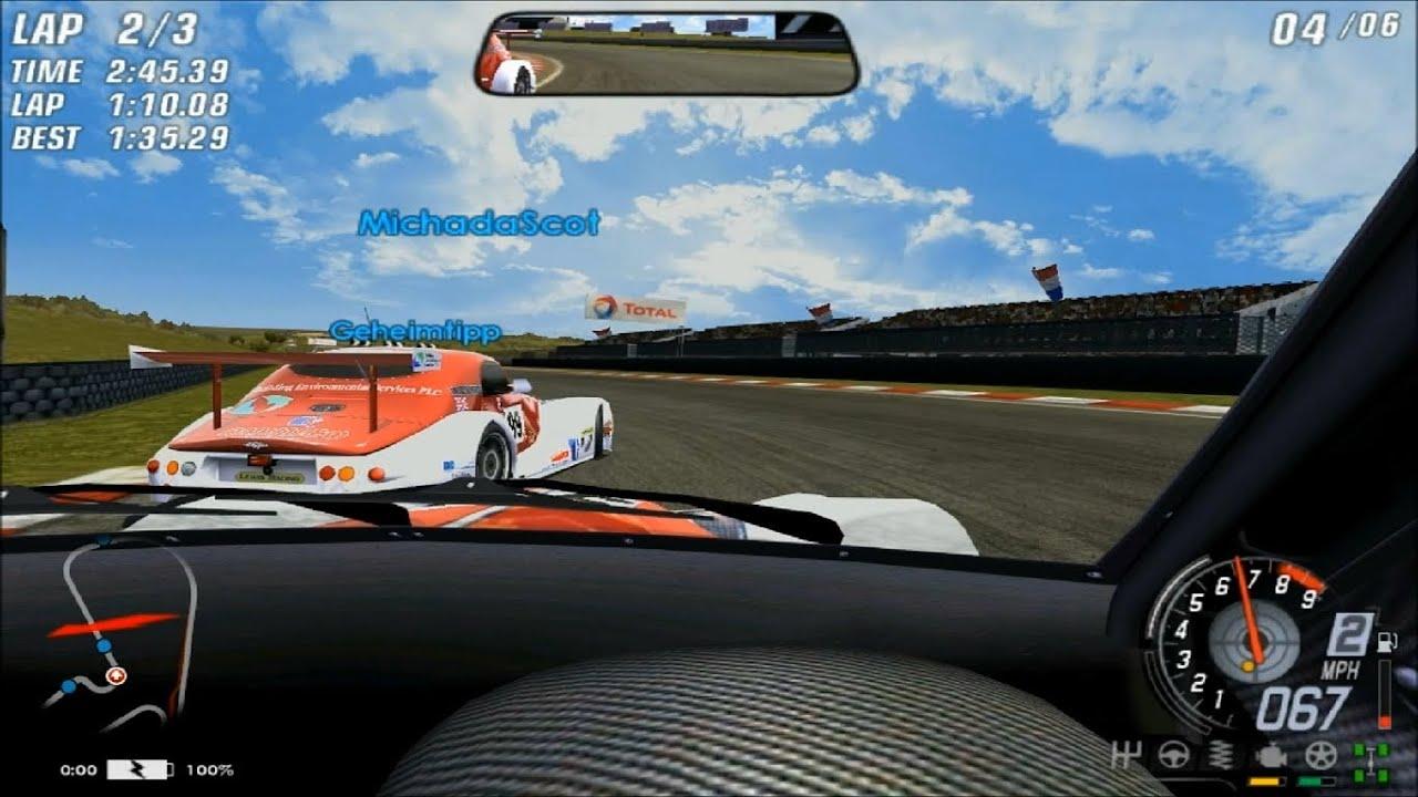 Toca Race Driver 3 PC Online Gaming - Morgan Aero 8 - Video Clips ...