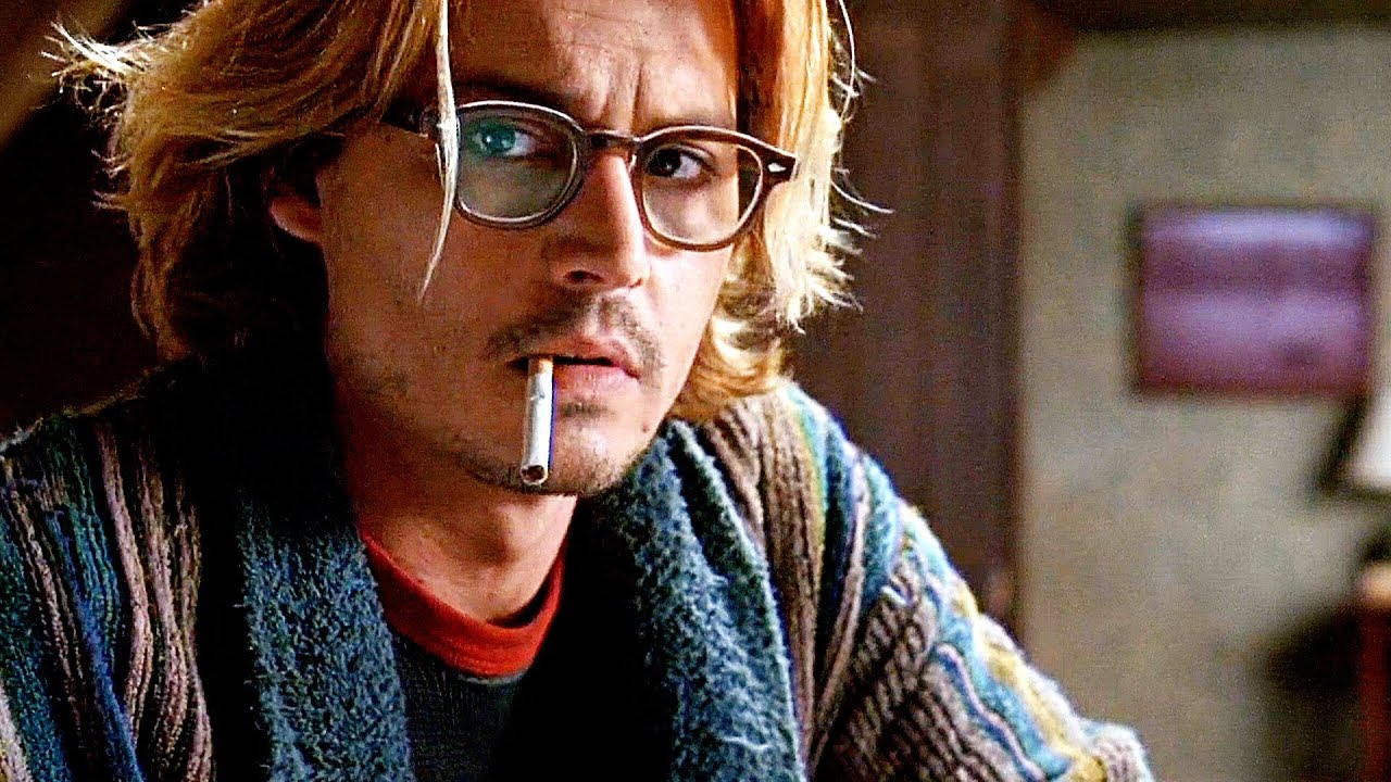 Johhny Depp Obsessed with A Book But Sooner He Finds Himself Surrounded By A Killer...