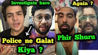 Ashish Chanchlani & UIC Vlogs React on Rapists Encounter by Police | Tatva K vs GAURAVZONE Again ?