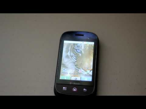 Motorola Cliq Review Unlocked (Titanium)