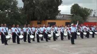 Bomberos de Celaya, Marcha libre  Calderón 2012