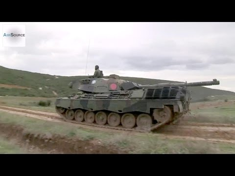 U.S. and Hellenic Army Bilateral Training Exercise
