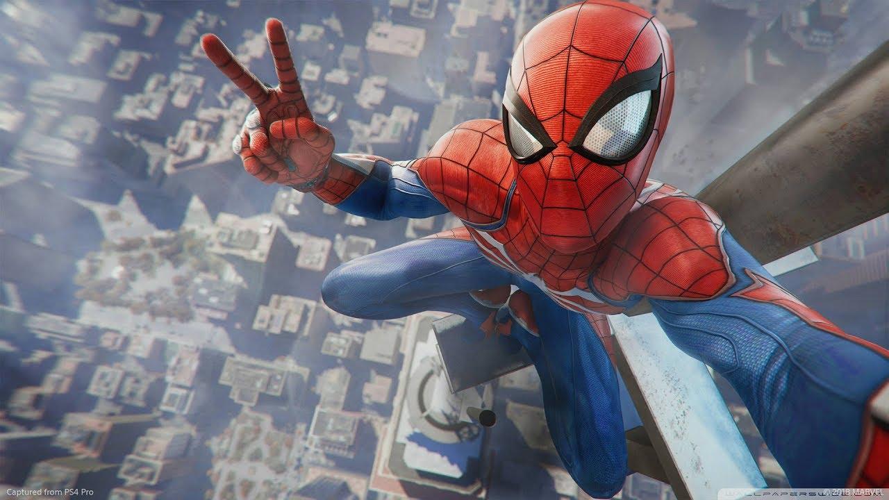 Download SOPRA LA TORRE PIU' ALTA DEL GIOCO?! | Spider-Man - Parte 1