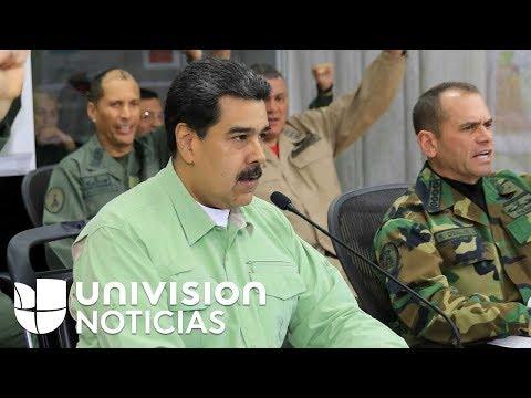 Rico - Jorge Ramos Hablo De Las Preguntas A Maduro