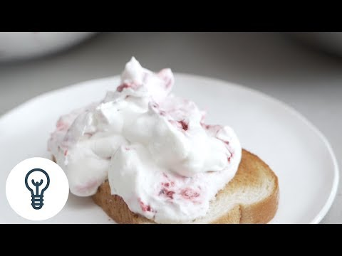 Nigel Slater's Raspberry Ripple Sandwich | Genius Recipes