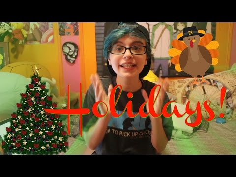 Sunday Stories: Lets Talk About... Holidays!
