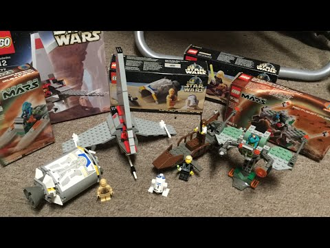 LEGO Pickups #2 | Antique Store | Life on Mars, Star Wars