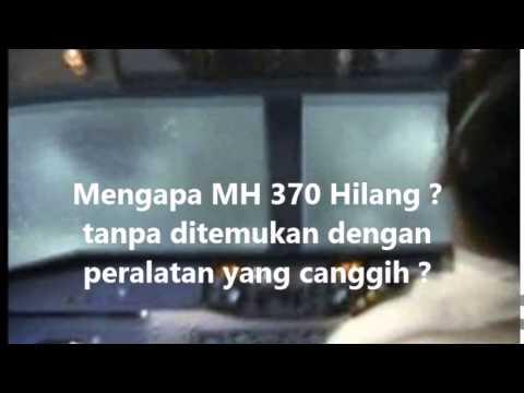 Misteri Tanda Tuhan Dibalik Hilangnya Pesawat  MH 370